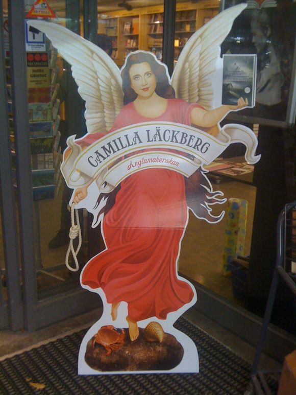 The Angelic Camilla Läckberg
