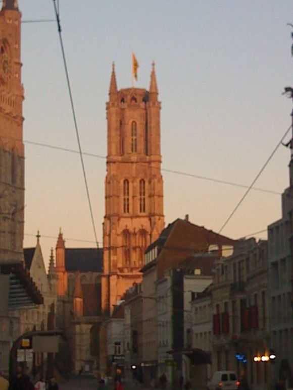 Beautiful light: Ghent